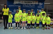 Escuela de ciclismo para niños
