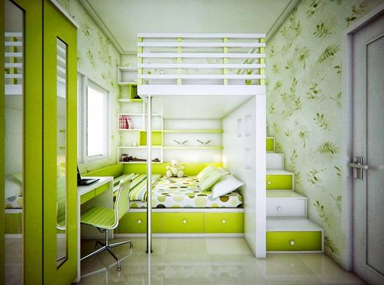 dormitorio-infantil-decorado-verde-8